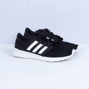 Adidas Cloudfoam Women's Sneakers Black/White Sz 8